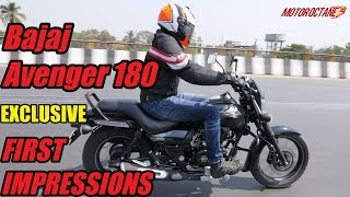 Video 2018 Bajaj Avenger 180 Street First Impressions in Hindi | MotorOctane download MP3, 3GP, MP4, WEBM, AVI, FLV Agustus 2018