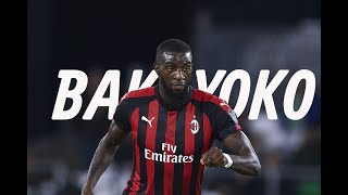 The Story of Tiémoué Bakayoko - Best Milan Player So Far