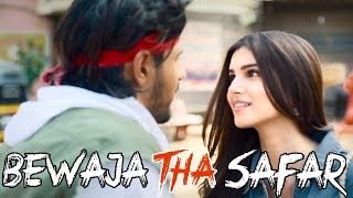 bewajah tha safar bin tere humsafar whatsapp status | happy version | tum hi aana WhatsApp Status
