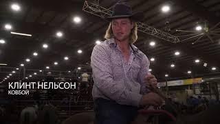 Родео на Среднем Западе - как <i>рисуют</i> живут современные ковбои