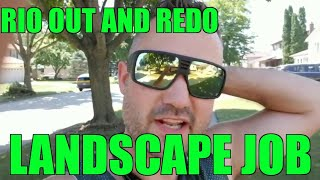 Landscape R&R $3200 - Ditch Witch - Landscaping vs Window Cleaning & Pressure Washing