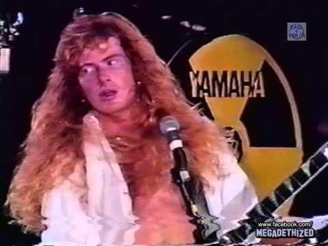 Megadeth - In My Darkest Hour (Live At Rock In Rio 1991)