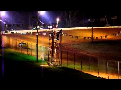 10-21-2011 Limited Sportsman Main Cleveland County Speedway