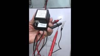 Inyector de señales 50/60Hrz
