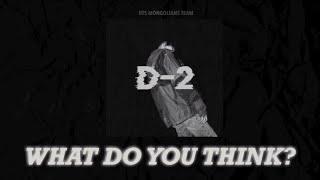 Baixar [MGL SUB] AGUST D - What do you think