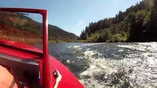 Rogue River - Jet Boat