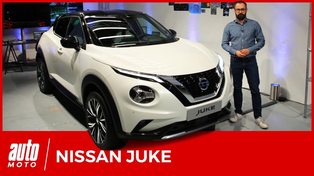 Nissan Juke (2019) : plus polyvalent et bientôt hybride ...