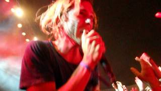 Awolnation - Aaron Bruno in the crowd (BBK Live Festival 2012)