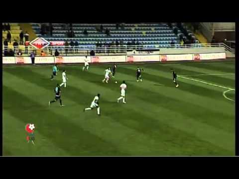 23.Hafta   Bucaspor'umuz 1-0 Fethiyespor   Maç Özeti (PTT 1.Lig 2013-2014)