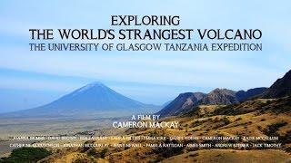 Exploring the World's Strangest Volcano