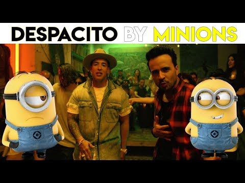 Despacito (Minions Cover)   Luis Fonsi & Daddy Yankee