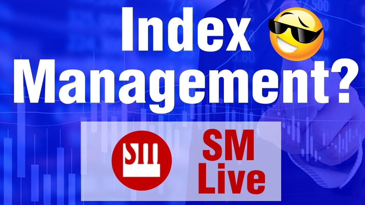 🔰🔶 🔰🔶Index Management ? 😎 | Sunil Minglani LIVE | 28th July'20