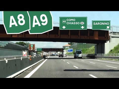 ИТАЛИЯ,,Autostrade Italia...A4..A9...