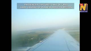 Russian Airplane accident landing