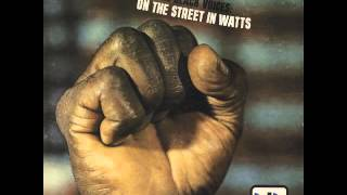 The Watts Prophets - The Days, The Hours