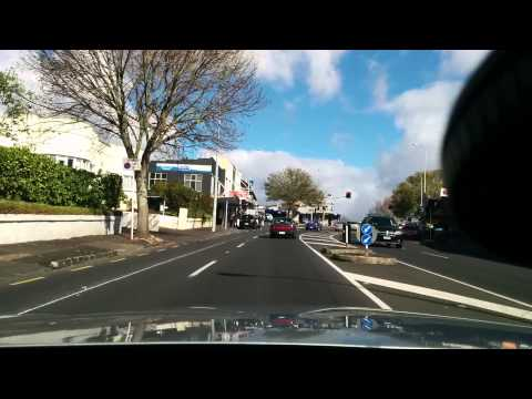 Auckland City to PaknSave, Mount Albert