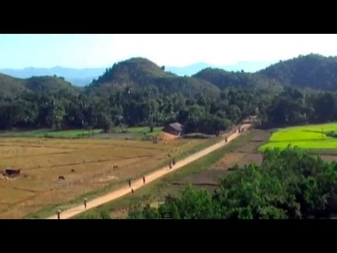Mrauk U, Myanmar (Burma) - Lonely Planet travel video