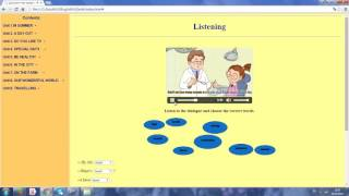 Электронное учебное пособие Английский язык 5 класс