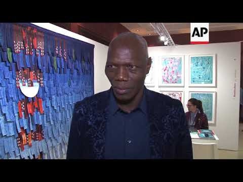 First time African art fair held on continent