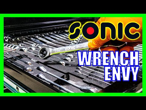Wrench Envy with SONIC Tools [NOT MADE IN CHINA]
