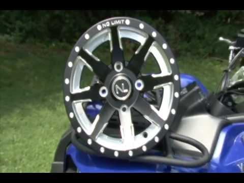 No Limit Wheels Custom Atv And Side By Side Wheel Review