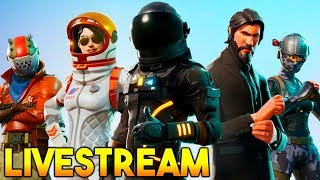 LIVESTREAM #498 FORTNITE ! SEASON 3 RUSH TIER 100 ! #GIVEAWAY