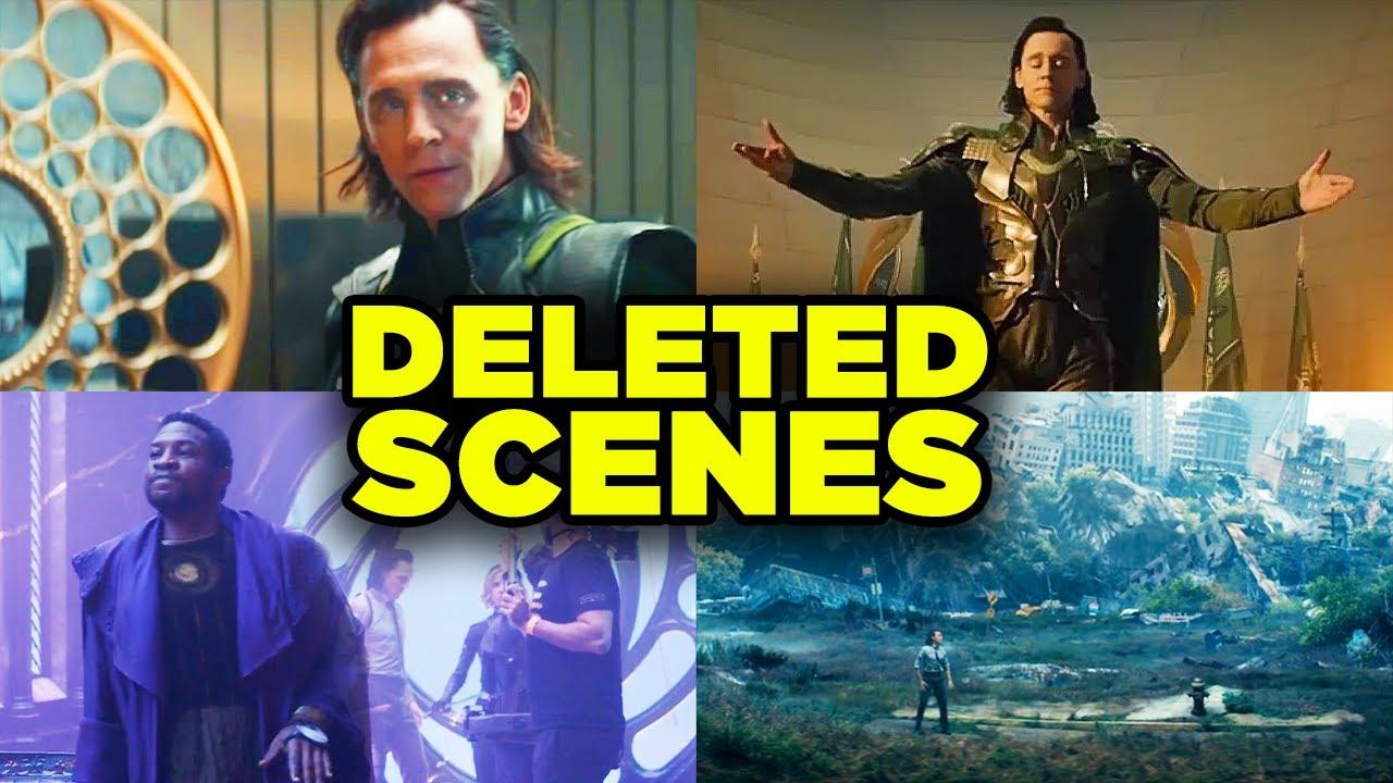 LOKI DELETED SCENES: Alternate Episodes & Removed Cameos!