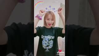 [IZONE]아이즈원 틱톡영상 4분할 (은비,쿠라,채원…