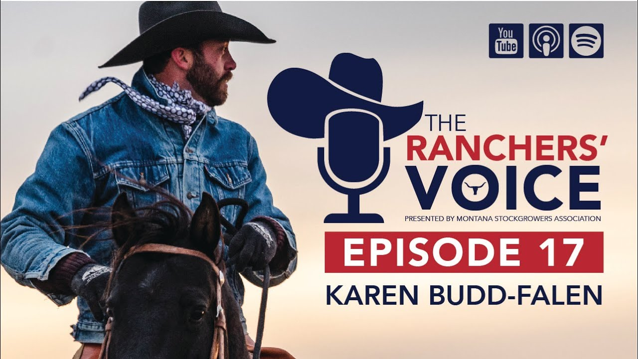 Karen Budd-Falen on The Ranchers' Voice Podcast