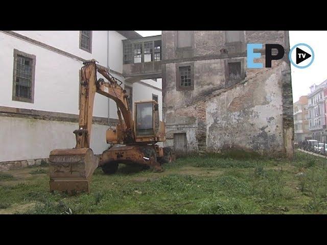 Lara Méndez reclama la construcción del Museo de la Romanización