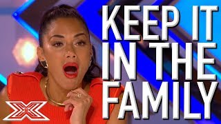 BEST and WORST Family Auditions on The X Factor UK   X Factor Global