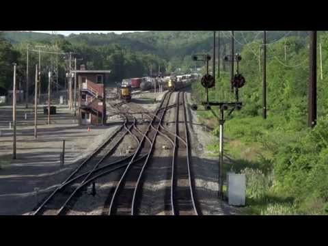CSX's Sand Patch Grade in 2014: Part 4