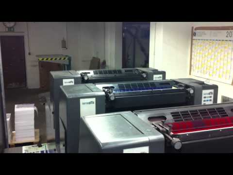 Heidelberg SM 52-4P Age 1998, Ready To Move, Used Printing Machine From BME