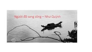 Người đã sang sông - Như Quỳnh