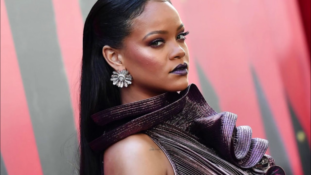 Rihanna Named Ambassador For Her Native Barbados
