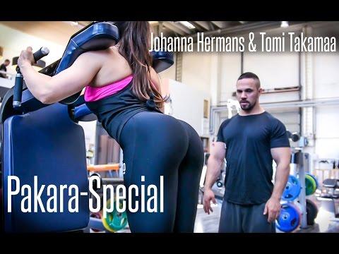 Johanna Hermans & Tomi Takamaa | Pakara-Special | TAFFER