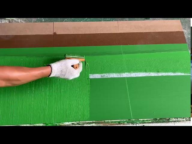 Neoproof PU W - Green P2