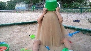 TRY NOT TO LAUGH or GRIN – Funny Kids Fails Compilation 2019