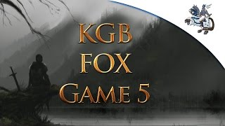 WiC Group 6 - KGB vs FOX [Game 5]