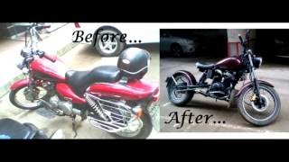 Motorbike Modification in Dhaka Bangladesh by Alpine Auto BD