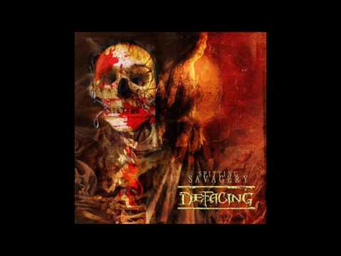 Defacing - Spitting Savagery (2005) Full Album