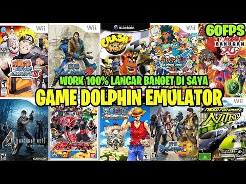 Best 10 Game Dolphin Emulator Cukup Ringan Dimainkan Di Hape Android Let's Play Official
