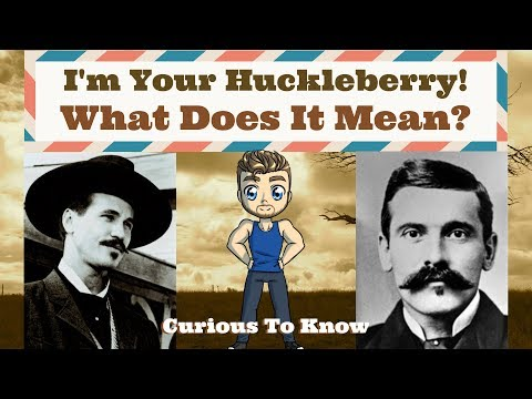 Im Your Huckleberry History / Curious To Know