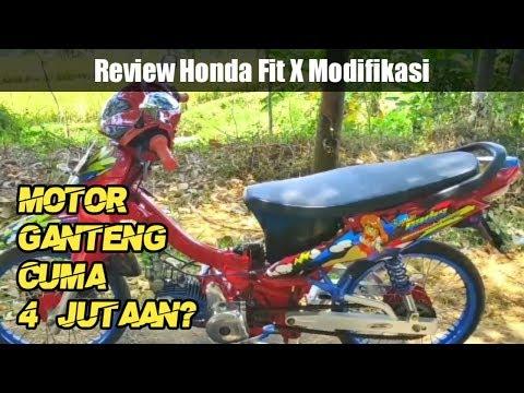 Review Honda Fit X Modifikasi || Street Racing