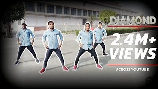 Diamond song by Gurnam Bhullar(Choreography by#Groovy Boys#)