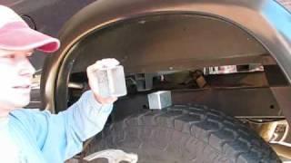 Dodge Ram Body Lift Install