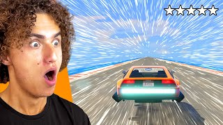 Breaking the SPEED OF LIGHT in GTA 5!