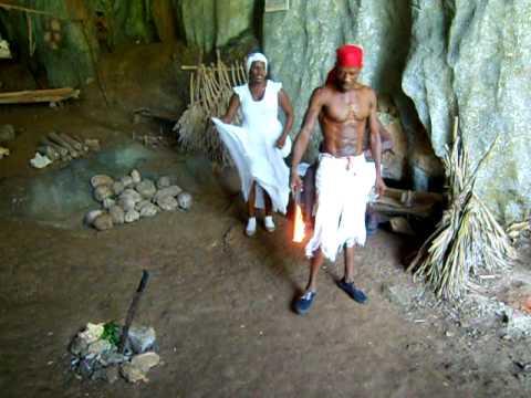 Valle de Viñales Cuba Baile de Esclavos