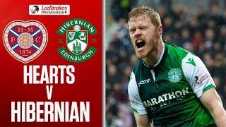 Hearts 1-2 Hibernian | Horgan Double Earns Hibees Tynecastle Victory! | Ladbrokes Premiership