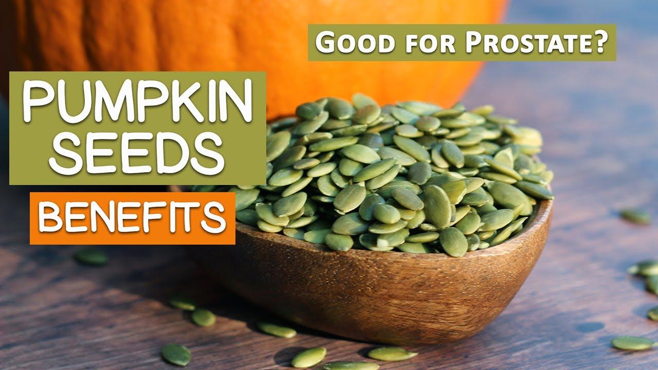 can pumpkin seeds treat prostate